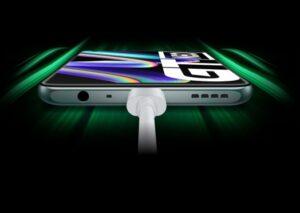 Realme GT Neo battery