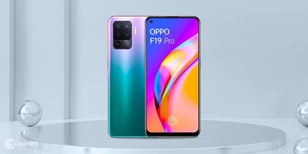oppo f19 pro camera and specifiaction